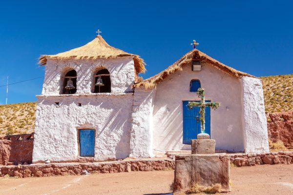 Machuca Town - San Pedro de Atacama