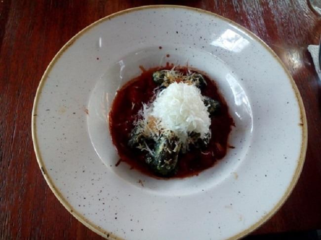 Luxury Peru Vacations - La Balanza Restaurant
