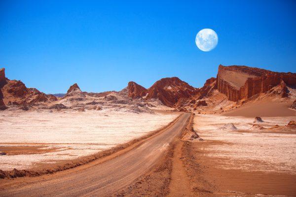 Moon Valley, San Pedro de Atacama