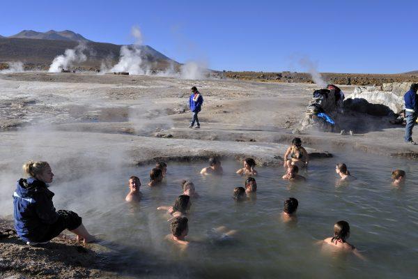 El Tatio Geyser - San Pedro de Atacama