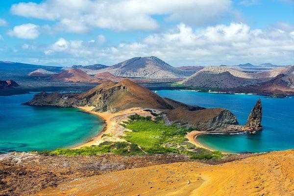 Bartolome Island, Galapagos Islands