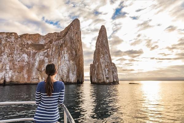 Galapagos Luxury Vacations - Kicker Rock