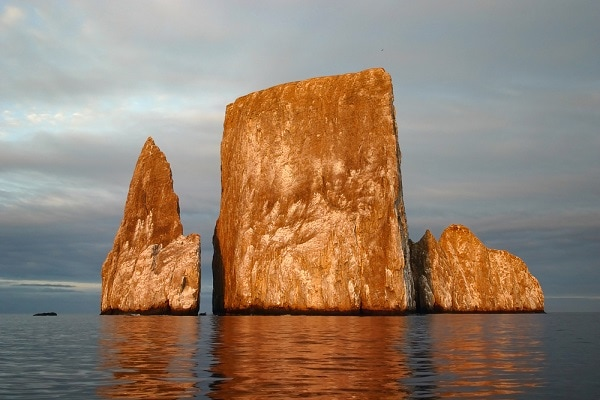 Kicker Rock, the Galapagos
