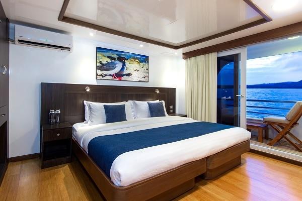 Luxury Galapagos Cruise - Double Cabin