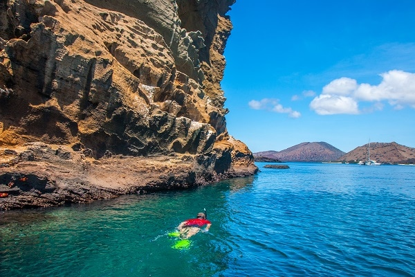 Luxury Galapagos Packages, Snorkeling