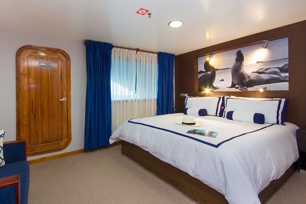 Luxury Vacations Galapagos Cruises