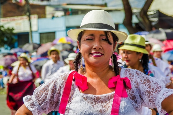 Colorful Parade, Quito