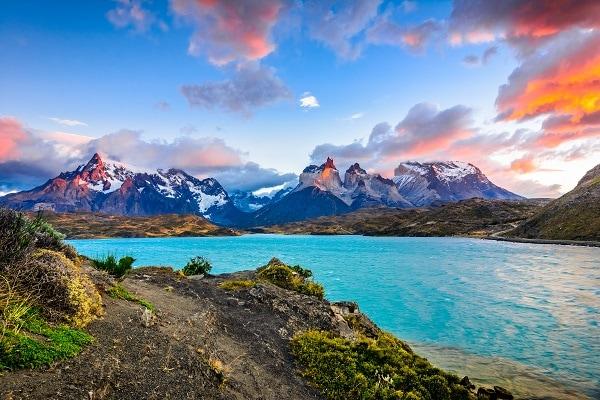 Pehoe Lake, Southern Patagonian Ice Field