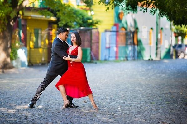 Argentine Tango, Buenos Aires