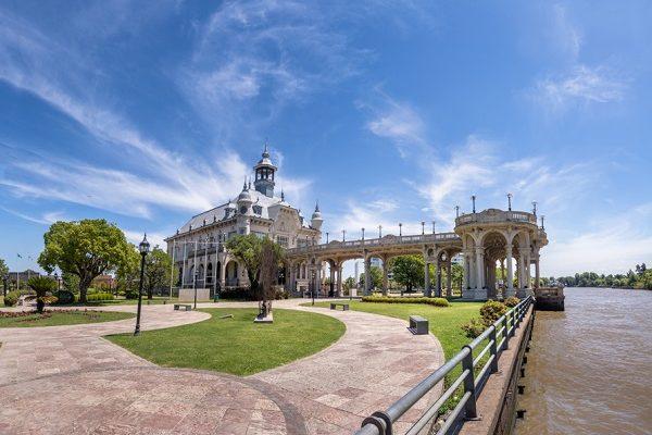 Art Museum of Tigre, Delta Tigre
