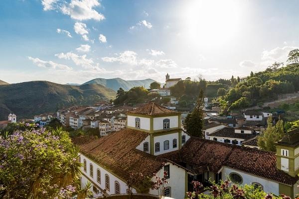 Colonial City Ouro Preto