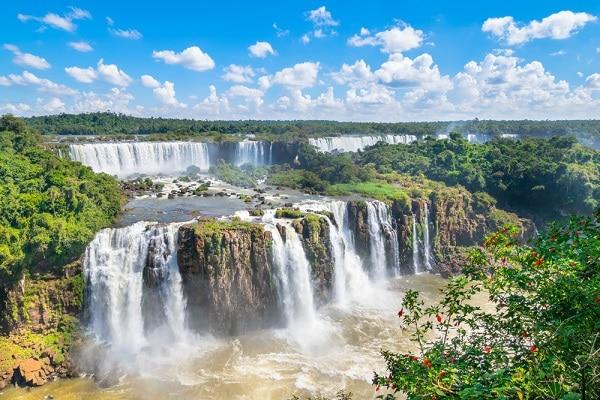 Iguazu Falls, Luxury Brazil Vacations