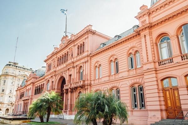 Casa Rosada (Pink House), Buenos Aires