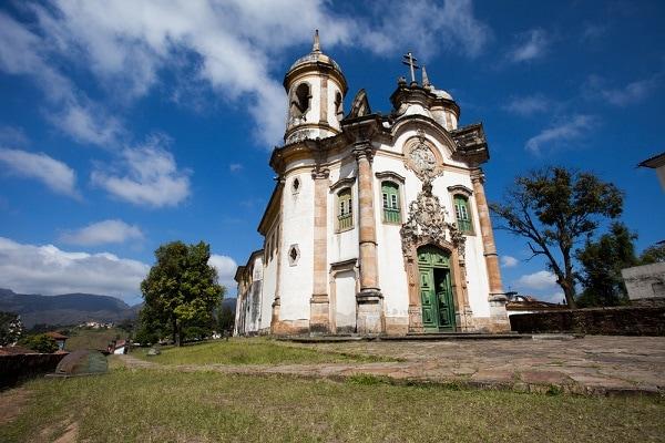 Luxury Travel Brazil: Churches