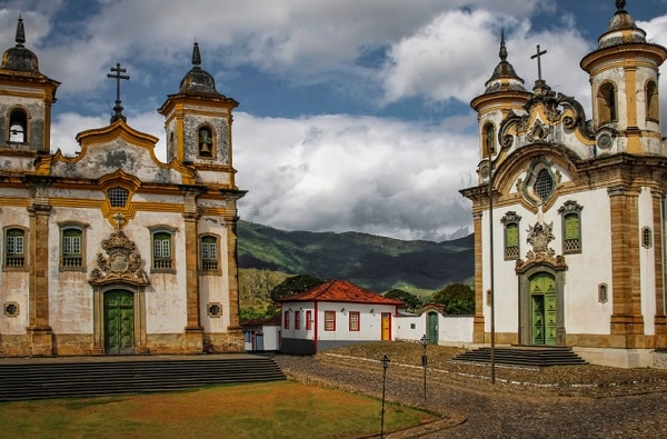 Brazil Vacations, Churches