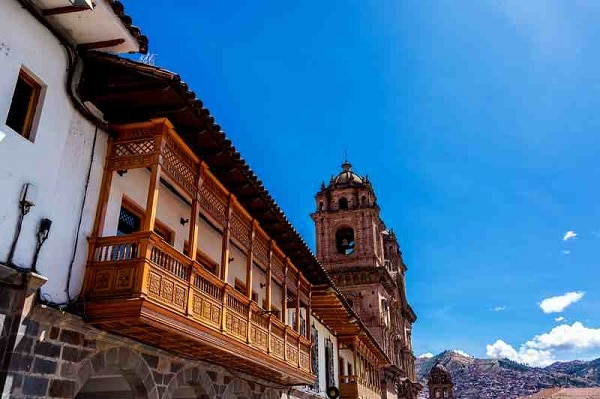 Colonial Cusco, Peru
