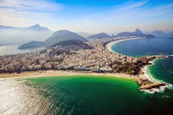 Copacabana & Ipanema Beaches