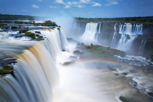 Iguazu Falls, Brazil, & Argentina