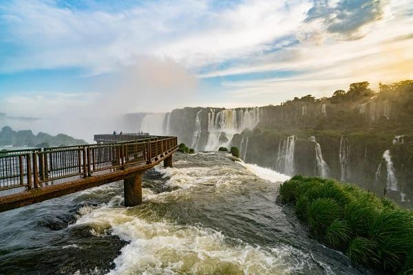 Iguazu Falls, Brazil Travel