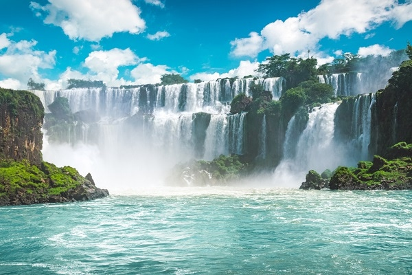 Iguazu Falls, Wonder of the World