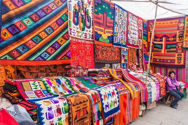 Indigenous Market at Pisac, Sacred Valley