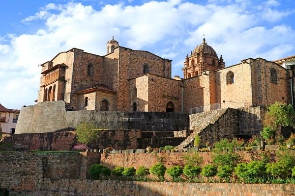 Korikancha, Inca Temple of the Sun, Cusco