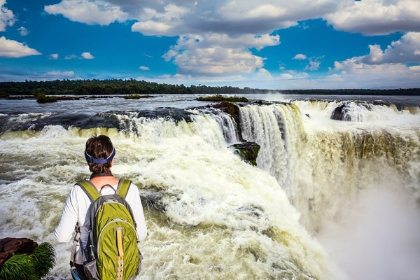 Luxury Iguazu Falls Vacations, Devil's Throat