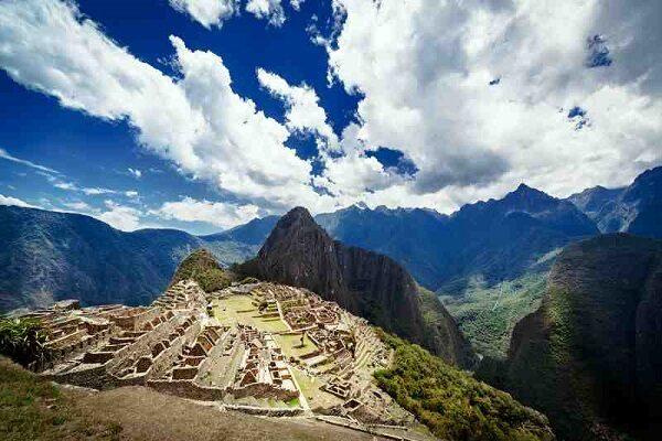 The Sanctuary of Machu Picchu, Peru