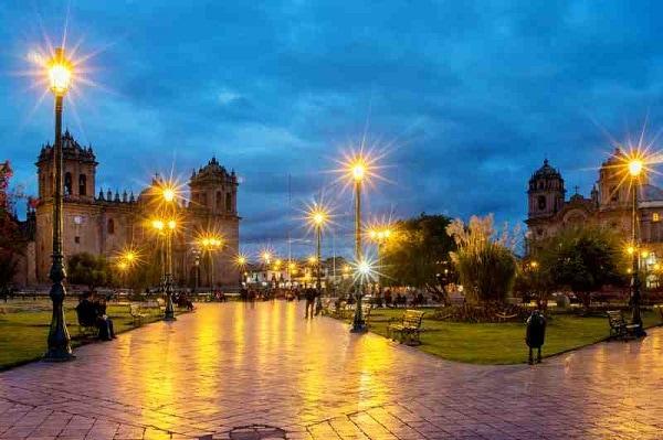 Luxury Peru Vacations, Cusco City