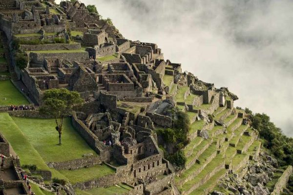 The Inca Citadel of Machu Picchu