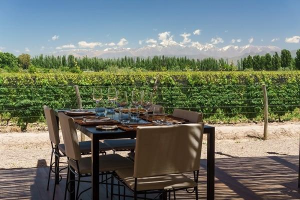 Mendoza Luxury Wine Tours Argentina