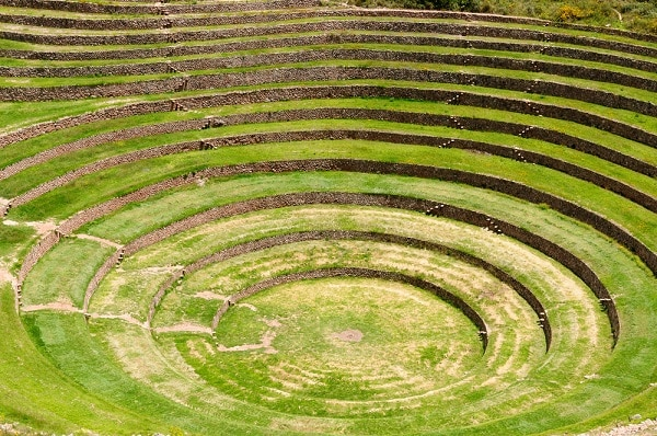 Moray Ruins, Ancient Inca Circular Terraces