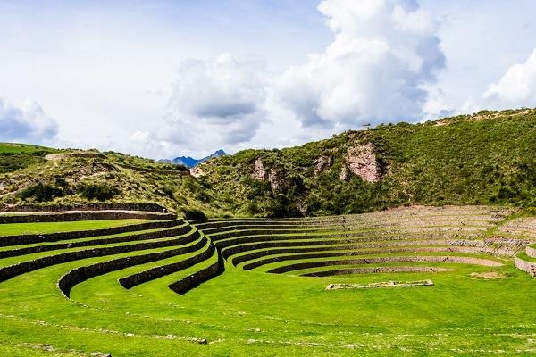 Moray Ruins, Sacred Valley, Peru