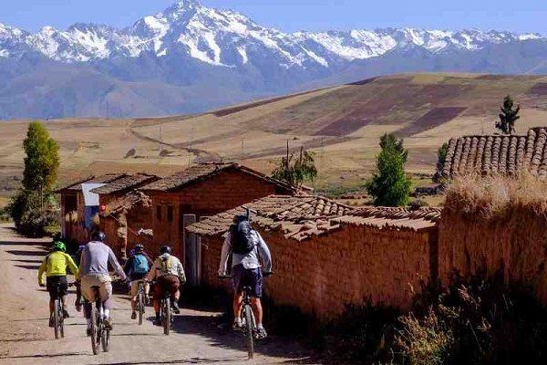 Mountainbiking, Sacred Valley