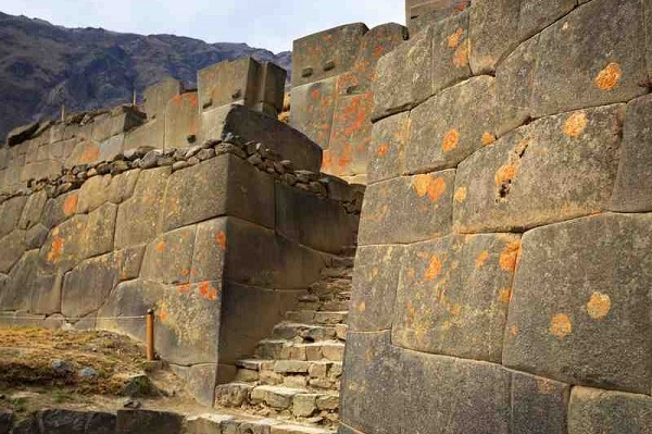 Doorway at Ollantaytambo Ruins