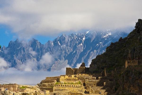 Epic Ollantaytambo Ruins, Sacred Valley