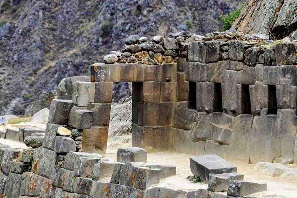 Ollantaytambo Ruins, The Sacred Valley, Peru