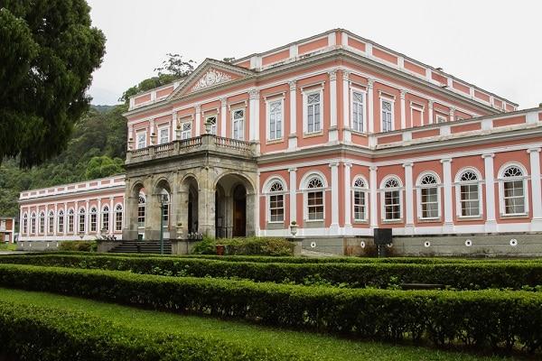 Palacio Imperial, Petropolis