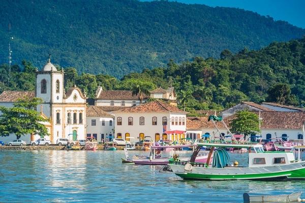 Historic Paraty, Brazil