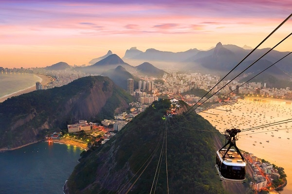 Luxury Brazil Vacations