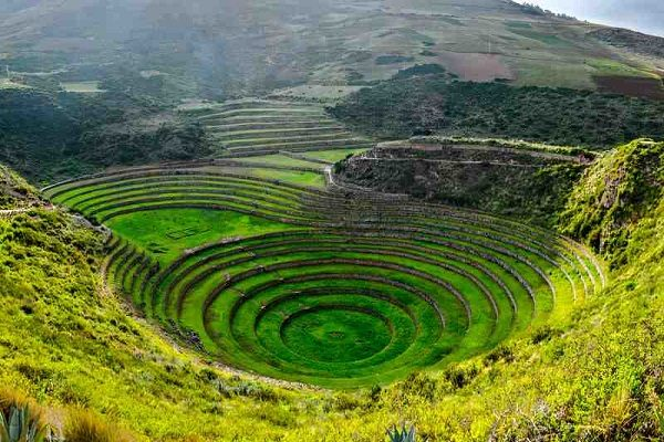 Ruins of Moray, Sacred Valley