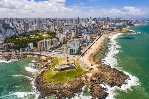 Beachesin Salvador