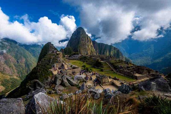 Sanctuary of Machu Picchu, Peru