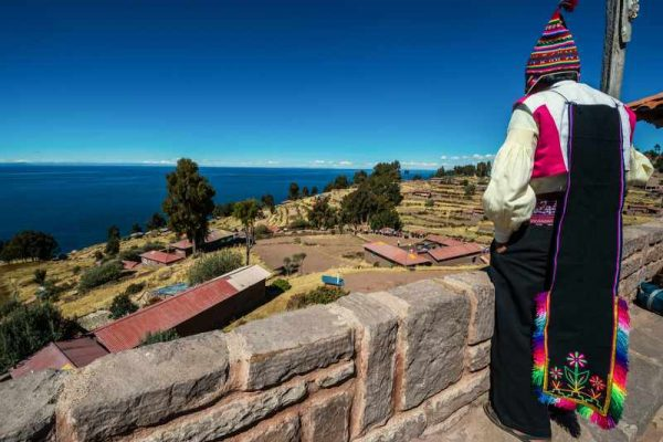 Taquile Island, Lake Titicaca, Luxury Peru Vacations