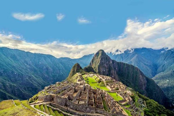 The Sanctuary of Machu Picchu