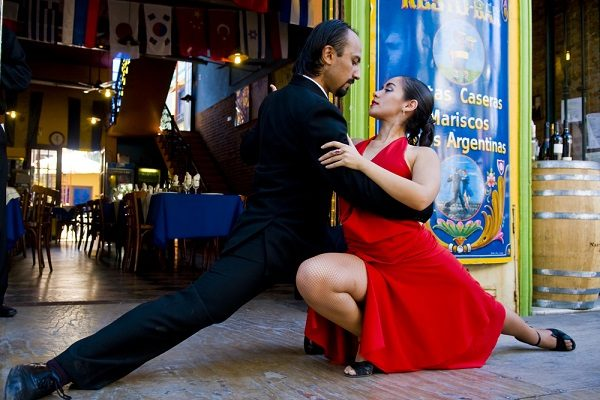 The Tango Buenos Aires