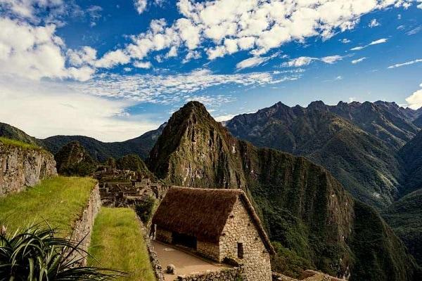 The lost Inca Citadel of Machu Picchu