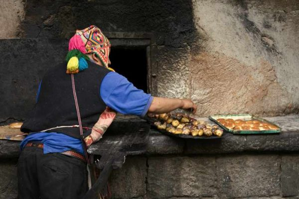 Traditional Oven, Pisac, the Sacred Valley