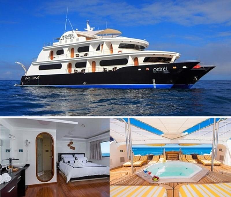 best luxury galapagos cruise
