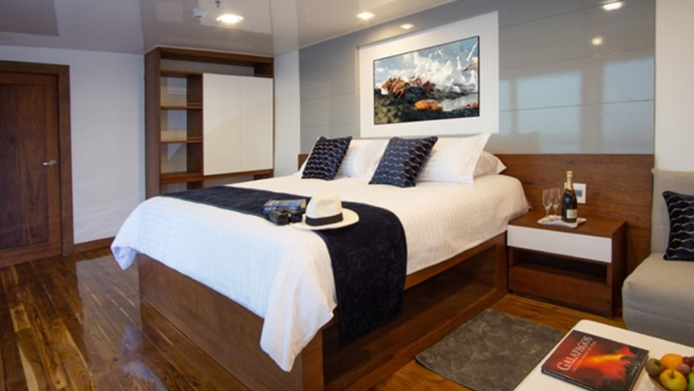 Luxury Galapagos Cruises